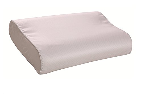 Iso-Cool Memory Foam Pillow, Gusseted Side Sleeper ,Standard