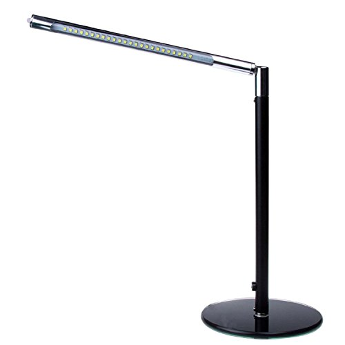 OKPOW Foldable Table Light Eye Care Reading Lig...