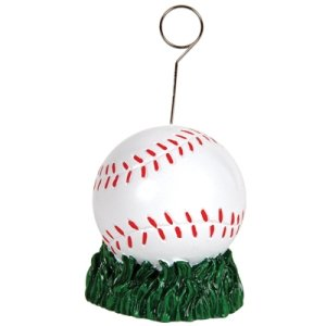 Amazoncom Baseball Place Card Holder Health Personal Care
