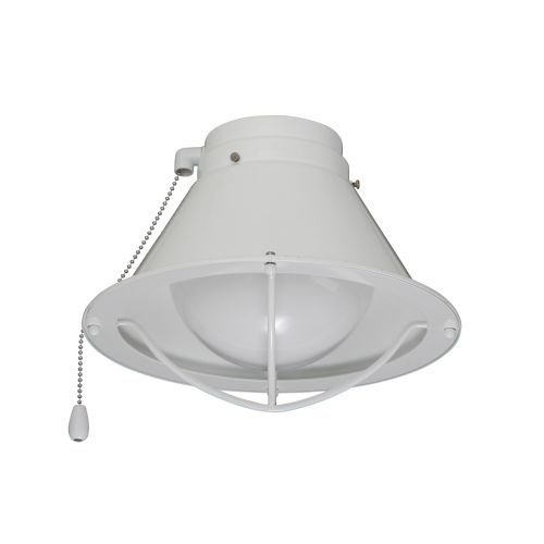 Rated Fluorescent Ceiling Fixture (Emerson Ceiling Fans LK46WW Seaside Lamp for Ceiling Fans)