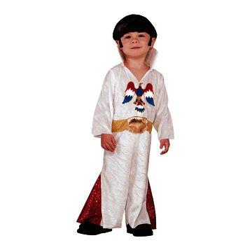 Toddler Elvis Presley Costume (Toddler Elvis Presley Costume)