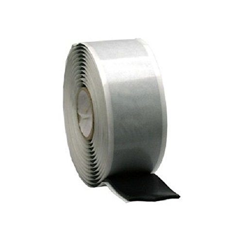 12 pack Self Adhesive Self Sealing Mastic Seal Bishop Tape 10'x 3.75'' 2.2 mm by Teclon