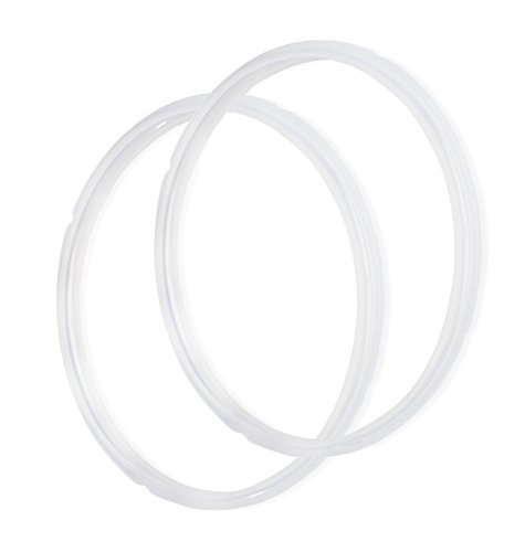 Silicone Sealing Ring Replacement for Instant Pot Models, Sweet and Savory Edition, Fits Ip-Duo60, Ip-Lux60, Ip-Duo50, Ip-Lux50, Smart-60, Ip-Csg60 And Ip-Csg50(2PCS)