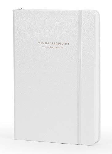 Minimalism Art - Premium Edition Notebook Journal - Medium A5 5.8