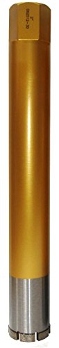 Concord Blades CBW02000SP 2 Inch Wet Concrete Diamond Core Drill Bit (Adapter Diamond Core Bit)