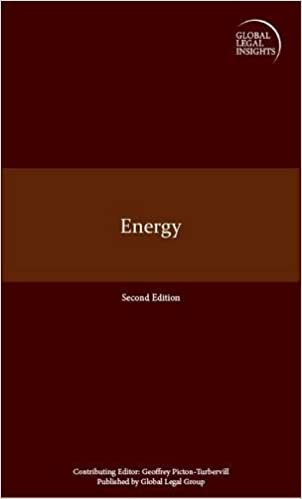 Global Legal Insights - Energy