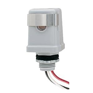 com intermatic kc volt stem mount photocontrol intermatic k4121c 120 volt stem mount photocontrol