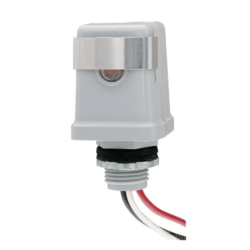 Price comparison product image Intermatic K4123C 208-277-Volt Stem Mount Position Thermal Photocontrol