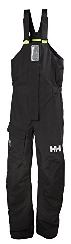 (Helly Hansen Women's Pier 2 Pant, Ebony, Medium)