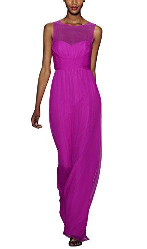 DAPENE® Women's Above-knee Evening Party Prom Strapless Short Dress Purple