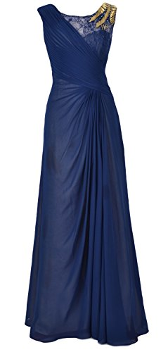 Bride of Dunkelmarine Women Evening Mother MACloth Dress the Formal Party Long Gown Chiffon wpTI7xq7YO
