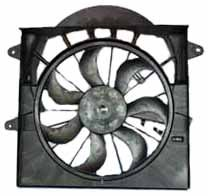 jeep grand cherokee cooling fan - 6