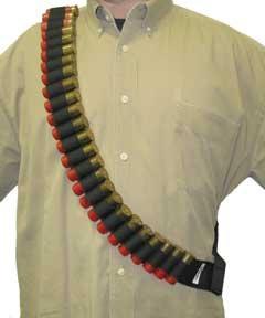 Shotgun Bandoleer - Holds 56 Shells - Galati Gear | Galati ...