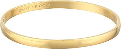 Kate Spade New York Womens Idiom Bangles 2 Heart Of Gold by Kate Spade New York