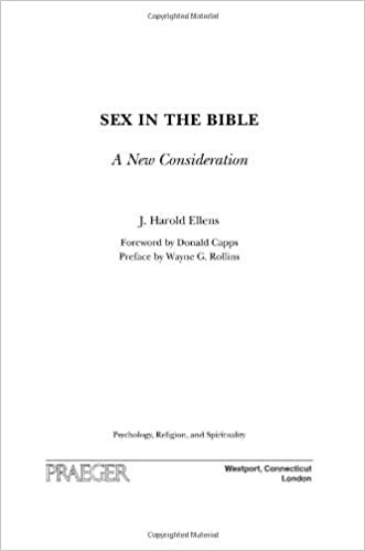 spirituality and sexuality in the bible