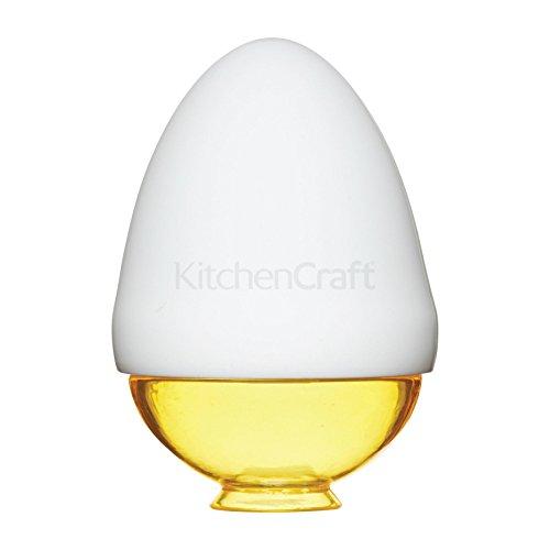 Kitchen Craft Egg Yolk Extractor (Pack of 4) by Kitchen Craft