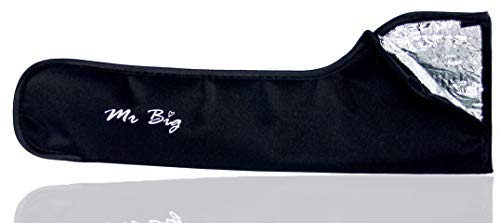 - Durable Heat-Resistant Travel Pouch - Extra Long Thermal Case by Mr Big