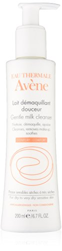 Eau Thermale Avène Gentle Milk Cleanser, 6.7 fl. oz.