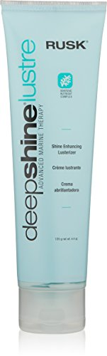 RUSK Deepshine Lustre Shine Enhancing Lusterizer, 4.4 fl. oz. (Best Drugstore Shampoo For Shiny Hair)