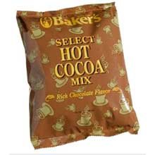 Bakers Select Hot Cocoa Mix - 2 lb. pouch, 12 pouches per case by Kraft