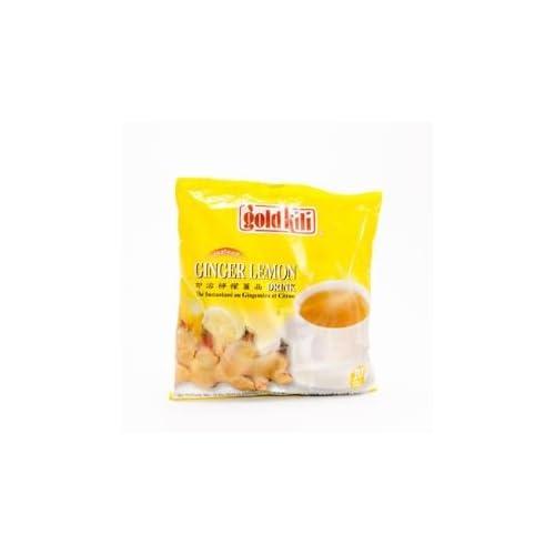 Gold Kili Instant Ginger Lemon Drink 360g (20 Tea Bags)
