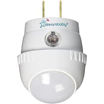 Amazon.com: Dreambaby – Blanco luz LED de Noche, Niños: Baby