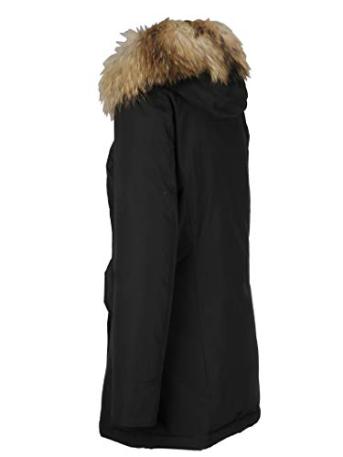 Woolrich Outerwear Wwcps1447cn02blk Cotone Donna Nero Giacca 7zxawr7q