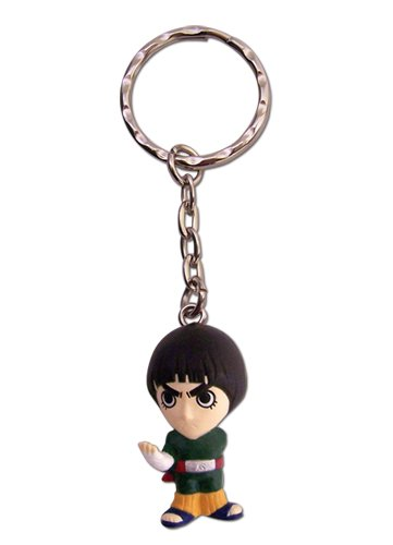 Great Eastern Entertainment Naruto Lee 3D SD (Rock Lee Keychain)