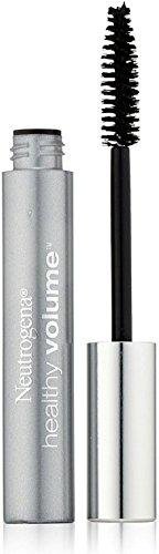 Neutrogena Healthy Volume Mascara, Carbon Black [01] 0.21 oz (Pack of 2)