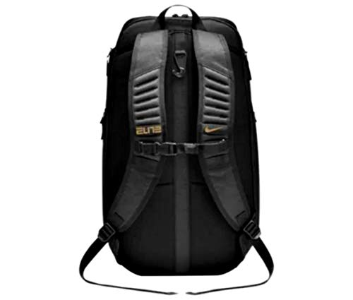 b0584b7dff34c Nike Hoops Elite Hoops Pro Basketball Backpack,Black/Metallic ...