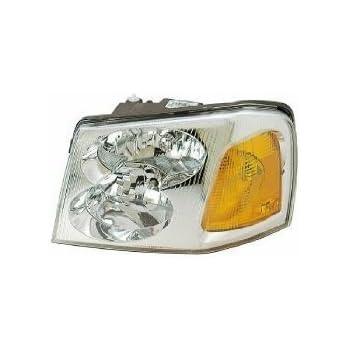 31ufYviUi2L._SL500_AC_SS350_ amazon com gmc envoy headlight oe style replacement headlamp driver