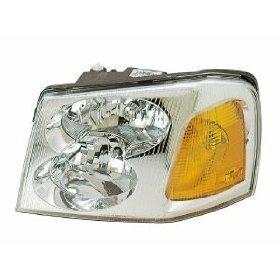 04 gmc envoy headlight assembly - 9