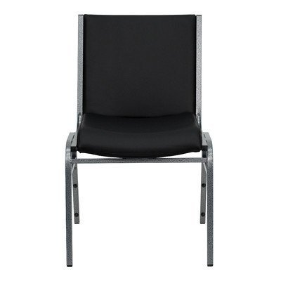 Hercules Series Armless Personalized Heavy Duty Stacking Chair