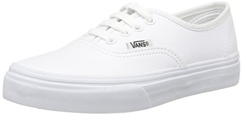Vans K Authentic Leather - Zapatillas bajas infantil Leather/True White