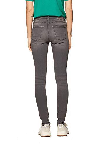 Esprit Grau Wash Medium Skinny Jean Femme 922 grey 11rqp4w