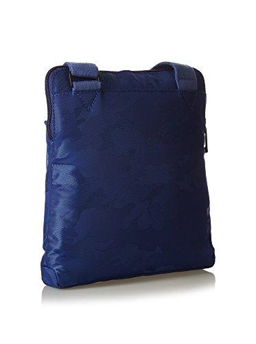 Piquadro Bandolera de hombre iPad Air Azul Vivo
