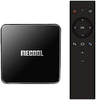 ATV-HD Digital TV Converter Box 5G WiFi Dual Incorporado BT4.0 con Cable HDMI Control Remoto HDTV PVR Grabación de TV para Android 9.0 TV, 4GB 128GB S905X2 4K: Amazon.es: Hogar