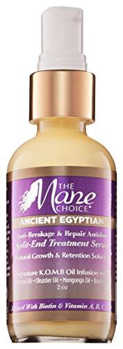 THE MANE CHOICE - Ancient Egyptian: Anti-Breakage & Repair Antidote Split-End Treatment Serum (2oz.)