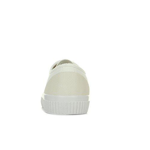 Fred Perry hugues Canvas Swow White B3280303, Scarpe Sportive