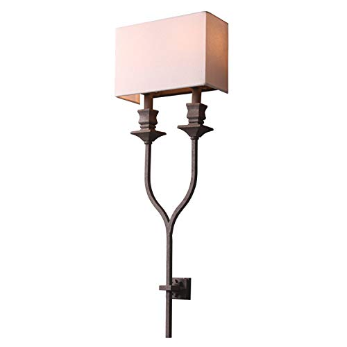 Amazon.com: KY LEE - Lámpara de pared para dormitorio o ...