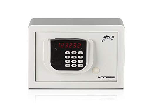 Godrej Security Solutions Access SEEC9060 Electronic Safe (Ivory)