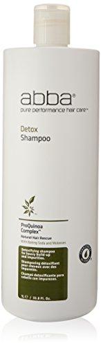 ABBA Detox Shampoo Unisex ounce product image