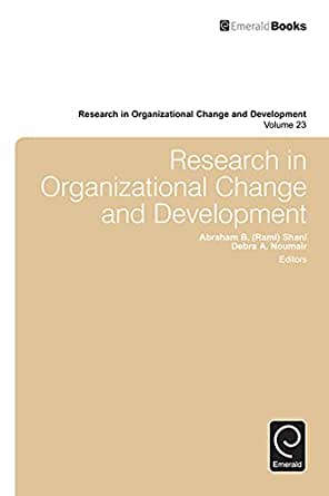 a research on the organizational development and change theory of usstratacom Organization development concepts of organizational culture and change how good od practice that relies on solid od theory can help organi.