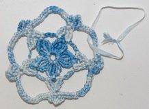River Silks Wildflower Mix - 4mm Ribbon by River Silks Ribbons