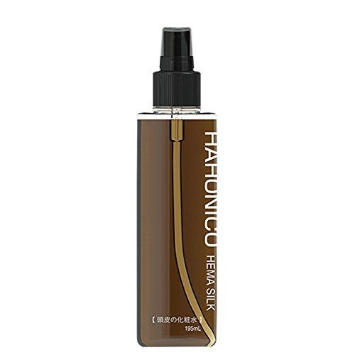 ハホニコハッピーライフヘマシルク 頭皮の化粧水 195ml