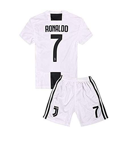 cheap for discount 9585a 2aac3 Amazon.com : Juventus Ronaldo 7 Uniform Soccer Jersey and ...