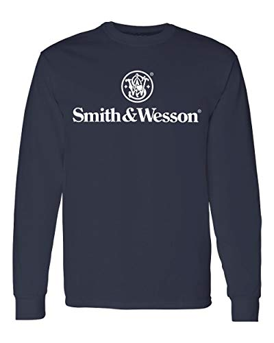 Smith & Wesson Authentic Logo Long Sleeve Tee