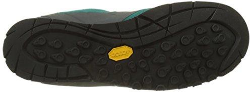 Women's Approach MILLET Rockway Asphalte Dynasty Green Shoe w77FqAt