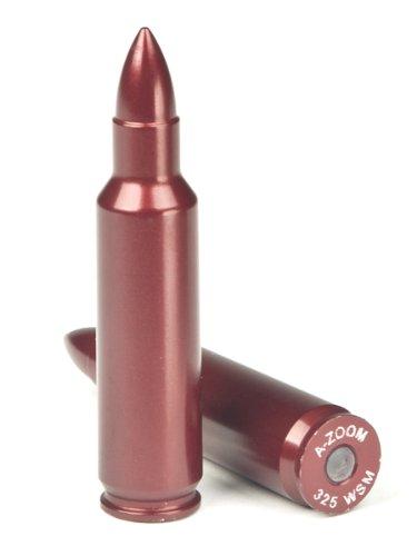 - A-ZOOM, Rifle Metal Snap Caps, 325 Winchester Short Magnum (WSM), Per 2