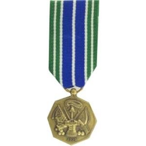 MilitaryBest Army Achievement Medal - Mini